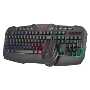 COMBO TECLADO/MOUSE GAMING